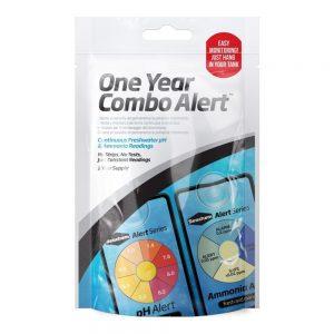 Seachem One Year Alert Combo
