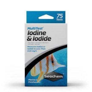 Seachem Multitest Iodine/Iodide