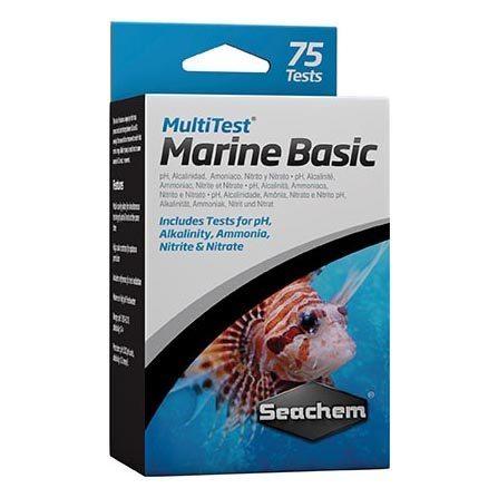 seachem Marine Basic Test kit